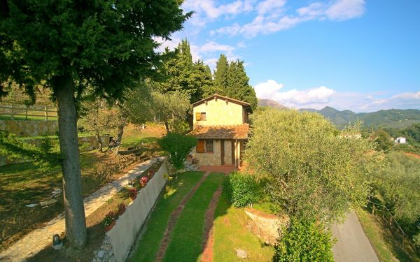 La Maggiolina, Holiday Home for rent in Corsanico-bargecchia, Tuscany