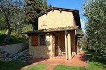 Ferienhaus La Maggiolina & La Bastide in  Corsanico-bargecchia -Toskana
