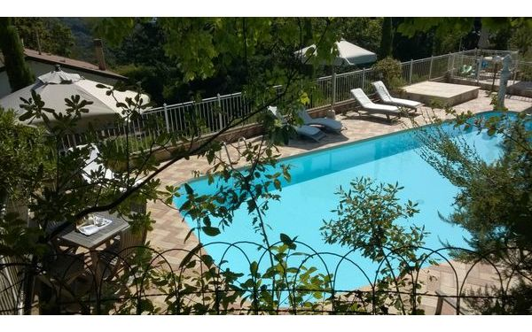 Villa La Quercia, Holiday Apartment for rent in Sassetta, Tuscany
