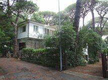 Toskánsko, Marina Di Castagneto Carducci, Villa Pineta