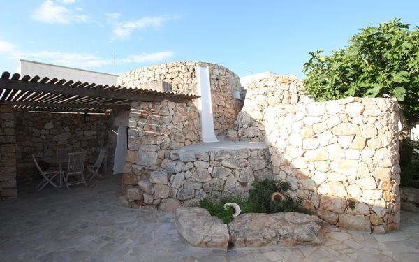 Trullo Mancaversa, Holiday Home for rent in Marina Di Mancaversa-giannelli, Apulia