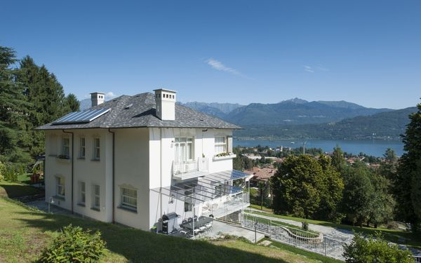 Villa Lago, Villa for rent in Baveno, Piedmont