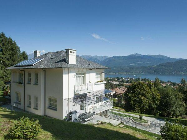 Villa Lago, Villa for rent in Baveno, Piedmont