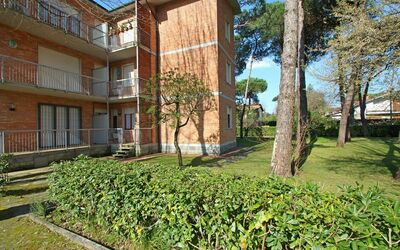 Appartamento Poveromo: Flat in Tuscany at the Sea