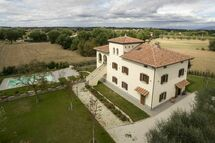 Casa Imola, Country House for rent in Appalto, Tuscany