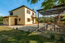 Toskánsko, Chianacce, Villa La Fragola