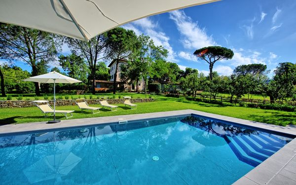 Villa Marietta, Villa for rent in Rigutino, Tuscany