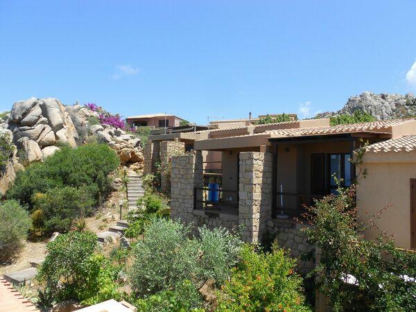 Villetta Mariarte, Villa for rent in Costa Paradiso, Sardinia