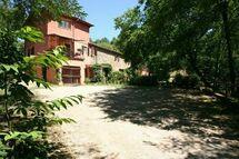 Toskánsko, Terranuova Bracciolini, Villa Il Doccio