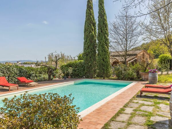 Fienile Di Primo, Villa for rent in San Giovanni Valdarno, Tuscany