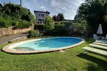Villa Villa Lucolena in affitto a Lucolena In Chianti