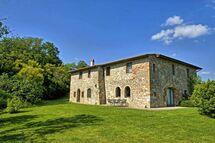 Villa Cerchiaia, Villa for rent in Spineta, Tuscany