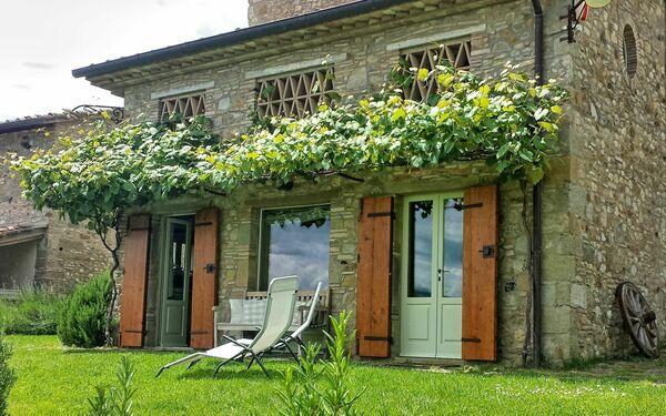 Dolce Vita, Apartment for rent in Anghiari, Tuscany