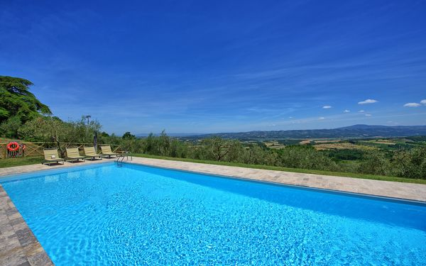 Casa Olivia, Villa for rent in Piazze, Tuscany
