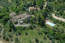 Landhaus La Valle a Polvereto in  Polvereto -Toskana