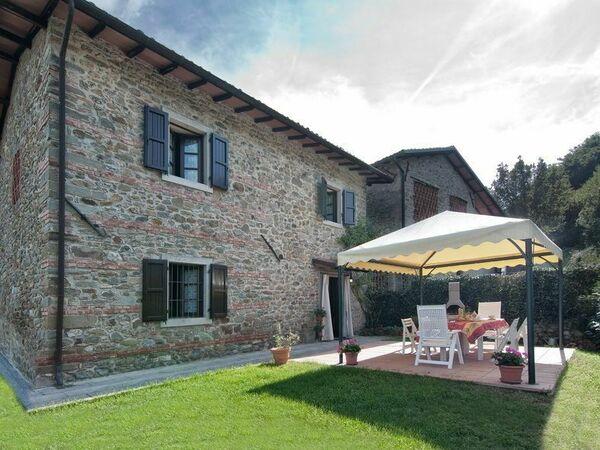 Toskánsko, Castelnuovo Di Garfagnana, Il Palazzetto