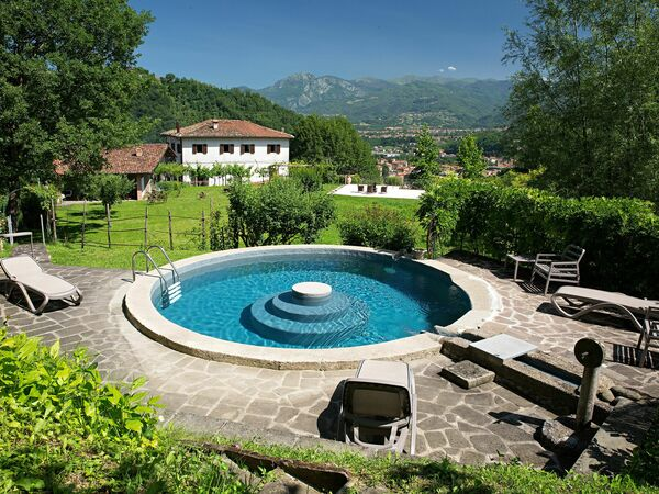 Il Nido In Garfagnana, Villa for rent in Castelnuovo Di Garfagnana, Tuscany