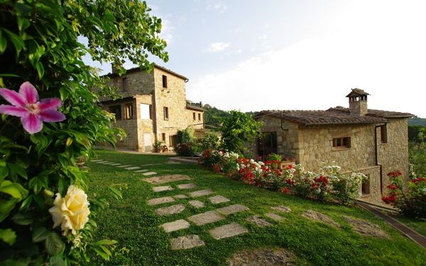 Villa Ardene, Villa for rent in Montepulciano, Tuscany