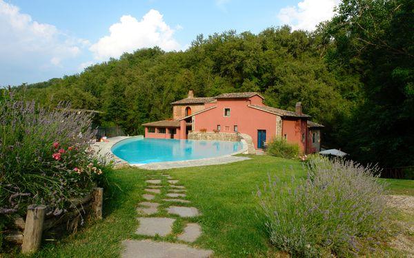 Villa Mulino a Montegonzi Di Rimaggio in affitto a Montegonzi