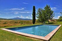 Villa Poderuccio, Villa for rent in Spineta, Tuscany