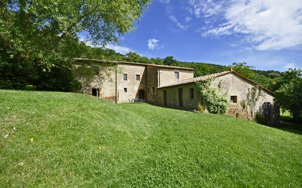 Villa Dita, Villa for rent in Sarteano, Tuscany