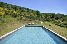 Villa Sasseto, Villa for rent in Spineta, Tuscany