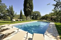 Villa Vertine, Тоскана, Vertine