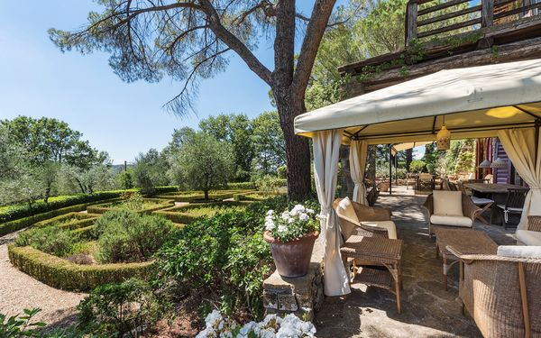 Villa Le Corti, Villa for rent in Greve In Chianti, Tuscany