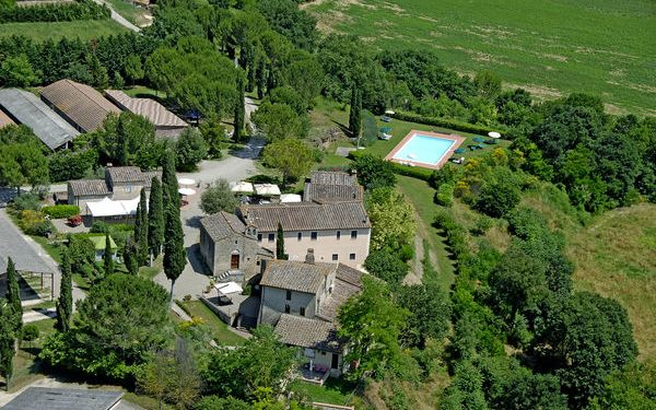 Antico Borgo San Lorenzo, Residence for rent in Colle Di Val D'elsa, Tuscany