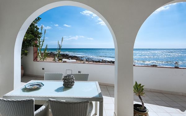 Brezza Di Mare, Villa for rent in Calabernardo, Sicily