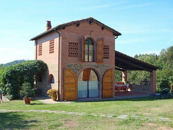 Toskánsko, Buggiano, La Melia