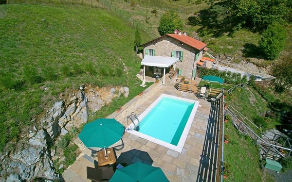 Casa Sara, Holiday Home for rent in Pescaglia, Tuscany