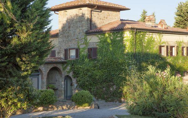 Toskánsko, Barberino Val D'elsa, Fattoria Di Quercia Al Poggio