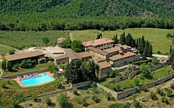 Quercia Al Poggio, Residence for rent in Barberino Val D'elsa, Tuscany