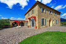 Toskánsko, Vicchio, Villa Vicchio
