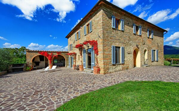 Villa Vicchio, Villa for rent in Vicchio, Tuscany