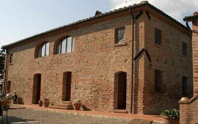 Agriturismo Il Gattero: the main house