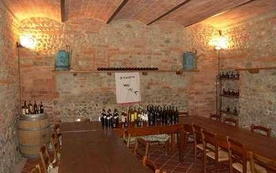 Agriturismo Il Gattero: the reception