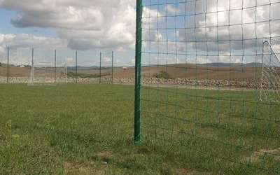 Agriturismo Il Gattero: the football field
