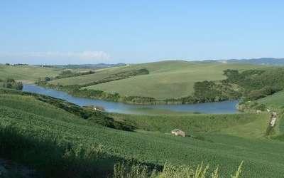 Agriturismo Il Gattero: our lake