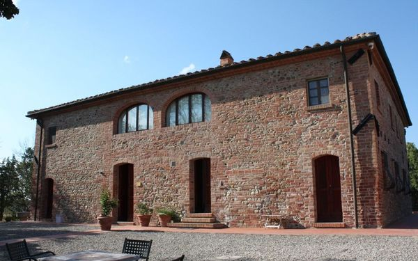 Agriturismo Il Gattero, Country House for rent in Peccioli, Tuscany