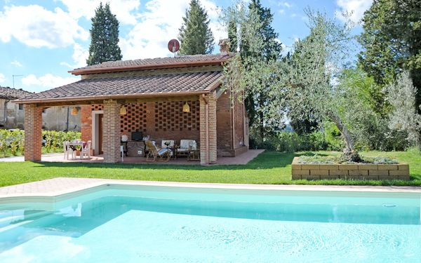 Il Fienile Di Giovanna, Villa for rent in San Miniato, Tuscany