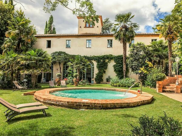Castelletto, Country House for rent in Sinalunga, Tuscany