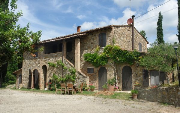 Le Sodole, Country House for rent in San Gimignano, Tuscany