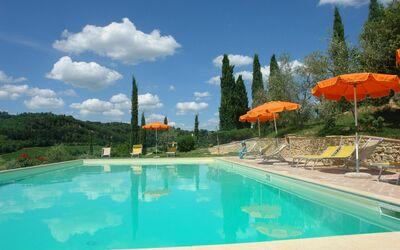 Tenuta Il Tresto: La nostra piscina