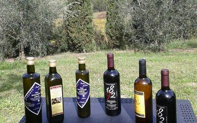 Tenuta Il Tresto: Olii e vini della Tenuta