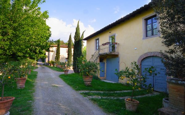 Tenuta Il Tresto, Country House for rent in Poggibonsi, Tuscany