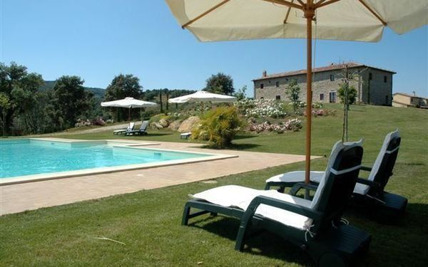 Villa Di Seripa, Villa for rent in Sassetta, Tuscany