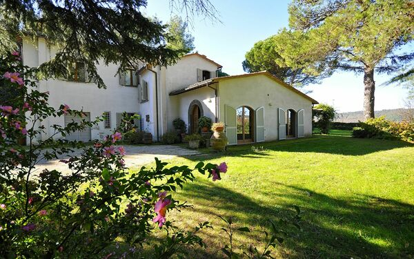 Villa Passonuovo, Villa for rent in Orvieto, Umbria