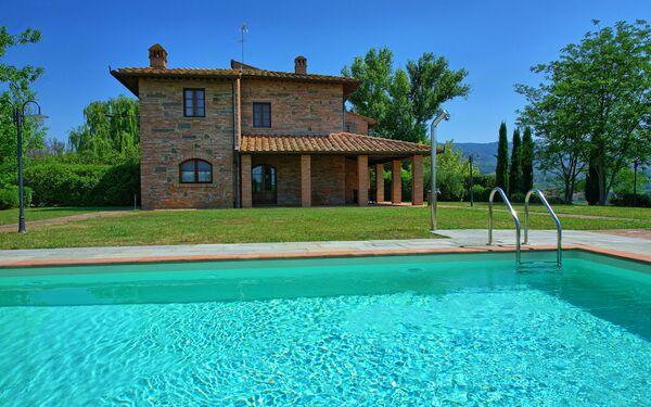 Casa Marcello, Villa for rent in Vinci, Tuscany